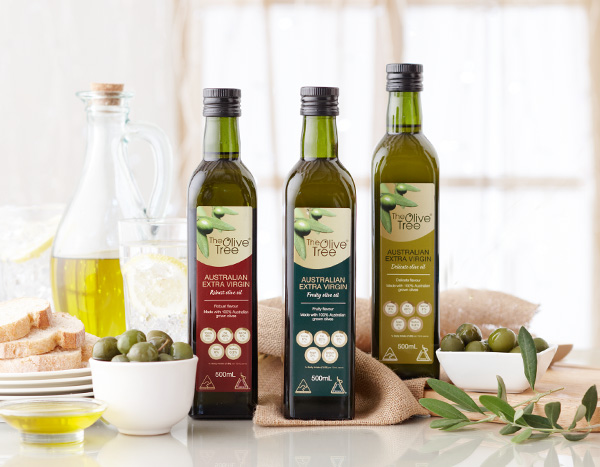 Aldi Olive Tree oils
